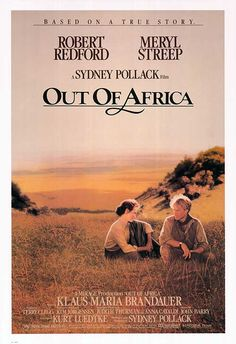 [ OUT OF AFRICA POSTER ]