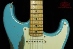 Arty's relic aged Custom Shop Guitars Gallery, prewired Kit Harness Assembly, wiring Diagram Telecaster Stratocaster P Bass J Bass Les Paul jr. Les Paul Jr, Blue Bodies, Guitar Shop, Custom Guitars, Ash, Gray