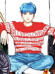Yoongi || Bts fanart ♡