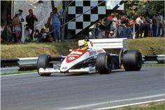 Senna - 1984 - Toleman TG 184