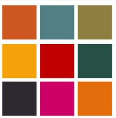 Creative Variety For Event Design Color Schemes