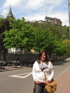 Cidade de Vianden  - Alemanha