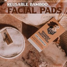 Looking for a more sustainable cotton round? If so, I am obsessed with these reusable Bamboo cotton facial pads by Ever Eco! With 10 to a pack and a handy wash bag, these are sooo soft and useful as they can be used again and again for so many uses! Curious what I use these for, continue reading below!