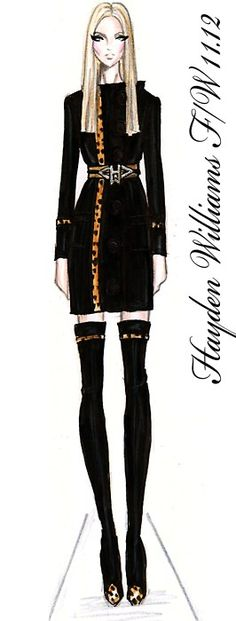 PREVIEW: Hayden Williams Fall/Winter 2011.12