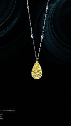 7caf37eba Finest diamond pendant necklaces! #diamondpendantnecklaces Yellow Jewelry,  Rose Gold Jewelry, Gems Jewelry