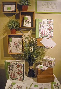 The Write Displays | Gift Shop Magazine Display Inspirations by Becky Tyre #displays #retail http://www.giftshopmag.com/2011/spring/display_ideas_for_gift_retail/the_write_displays