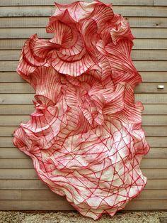 Peter Gentenaar  Chutes & ladders  165 x 255 cm