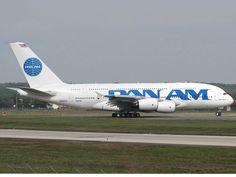 Pan Am Airbus A380-800