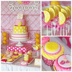 Super Baby Shower Party Ideas For Girls Babyshower Pink Lemonade Ideas Pink Birthday, First Birthday Parties, Birthday Party Themes, First Birthdays, Birthday Ideas, Birthday Bash, Limonade Rose, Pink Lemonade Cake, Pink Lemonade Baby Shower Ideas
