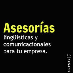 asesorías  communication business  company