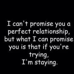im staying