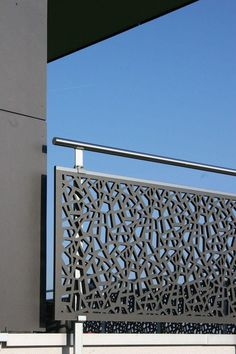 Balcony railing: 19 practical and stylish design ideas - # balcony railing . - Garden time - design modern railing ideas Balcony railing: 19 practical and stylish design ideas – # balcony railing … – Garden time – Balcony Grill Design, Balcony Railing Design, Deck Railings, Stair Railing, Railing Ideas, Patio Stairs, Modern Railing, Exterior Stairs, Terrace Design