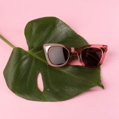Oh that Rosé Reflex feeling when Find product link in bio. Clear Crystal, Sunglasses, Instagram Posts, Collection, Style, Fashion, Swag, Moda, Fashion Styles