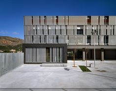 Ceip Rincón De Bonanza / MACLA Arquitectos