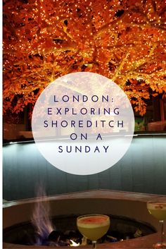 London: Exploring Shoreditch on a Sunday