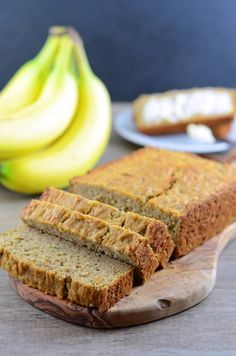 Gluten Free Banana Bread (a much simpler recipe than many I've found)