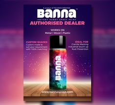 At Banna Aerosol we pride in manufacturing the best quality spray paints for Art, Industrial touch ups and Automotive. High quality Wood stains in spray cans and rust remover Best Spray Paint, Rust Prevention, Custom Shades, Spray Can, Graffiti, Painting, Painting Art, Paintings, Painted Canvas