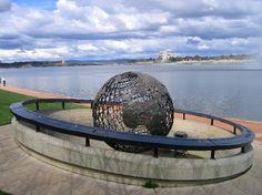 Captain Cook memorial Canberra