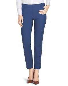 White House   Black Market Perfect Form Ankle Pants #whbm