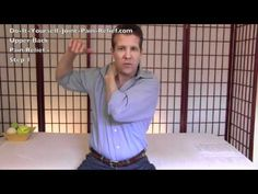 Upper Back Pain Relief - Step 1 - YouTube