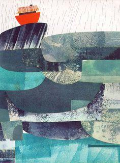 Noah's Ark  Miche Wynants ~ Harcourt, Brace & World, 1965
