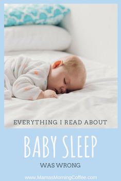 If you've read every article under the moon about how to get your baby to sleep at night, with no luck, you're going to want to read this!