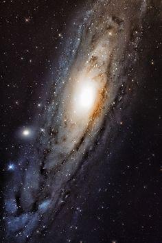brazenbvll.tumblr.com → brazenbvll: Andromeda Galaxy : (Attila Bódi)
