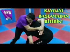 Boyun Kilidi Nasıl Vurulur! Krav Maga Videos, Self Defense, Couples, Couple