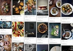 8 Best Pinterest Accounts for Food-Lovers: BA Daily