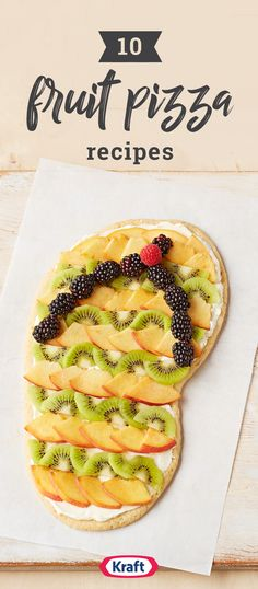 Fruit Pizza Recipes – Sweeten up your potluck with a variety of fruit pizza recipes. These colorful creations are easy to make and taste simply scrumptious. With ingredients including a variety of sliced fruit, cookie dough, and cream cheese, it's no wonder these desserts are a staple for summer entertaining.