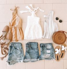 Great outfits for spring break. Great outfits for spring break. Cute Summer Outfits, Short Outfits, Spring Outfits, Trendy Outfits, Cute Outfits, Fashion Outfits, Womens Fashion, Summertime Outfits, Target Outfits