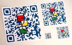 Shin Design Renzullo ha realizzato il codice QR per l'Impresa di Pittura G. + M. Müller, ad Ascona. Il progetto prevede l'uso del logotipo aziendale all'interno del codice QR, al fine di personalizzarlo, nel rispetto dell'area che lo smartphone deve inquadrare per la corretta fruizione. Il codice QR è infine stato stampato in varie dimensioni su carta adesiva. G. + M. Müller ha la possibilità quindi di applicare il codice QR su veicoli di lavoro, striscioni da cantiere, cartelloni, lettere…