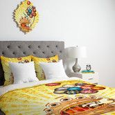 This is how I feel when I have to get out of bed in the morning! Jose Luis Guerrero Duvet Cover Collection