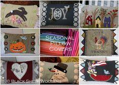 Black Sheep Woolens: Patterns & Kits