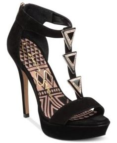 Jessica Simpson #shoes #heels #sandals briangle $58