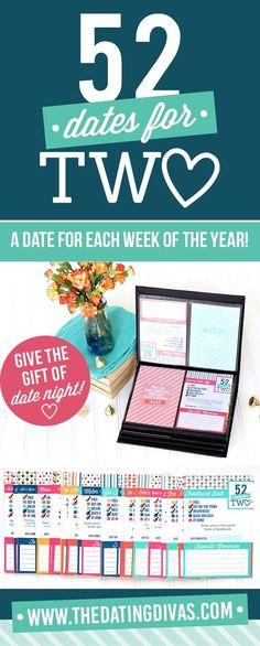52 Weekly Dates Night Ideas
