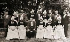 Pieter Koning (Piet van Broer), eendenhouder, boer  1887-1978. Gehuwd (1) in 1911 met Neeltje Tuijp 1888-1926. Gehuwd (2) in 1928 met Aaltje Smit 1892-1981. #NoordHolland #Volendam