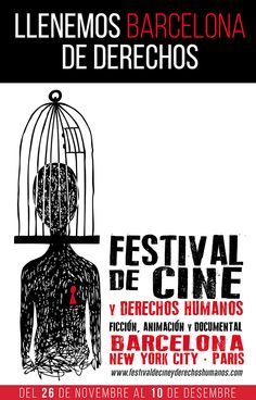 "Very excited to announce that my award-winning short documentary film ""GRAFSTRACT: The Bronx Street Art Renaissance"" has been named an official selection of the Human Rights Film Festival of Barcelona (Festival de Cine y Derechos Humanos de Barcelona) which will run from November 26 - December 10 in Barcelona, Spain. The screening date will be Thursday, December 3rd at 8:30pm at Cinemes Girona."