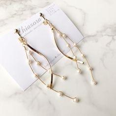 Handmade Wire Jewelry, Handmade Accessories, Wire Wrapped Jewelry, Beaded Jewelry, Jewelry Accessories, Bride Earrings, Diy Earrings, Wedding Jewelry Sets, Bridal Jewelry