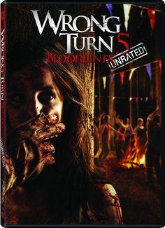 [ 18+] Wrong Turn 5 (2012) DvDRip 350MB Mediafire Full Movie Download Links - NuMovieZ