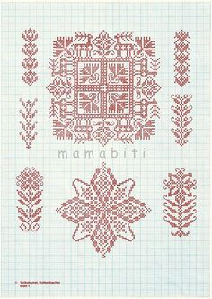 Folk patterns - Majida Awashreh - Álbumes web de Picasa