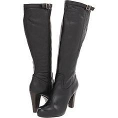 Frye Miranda Zip Black Soft Vintage Leather - Zappos.com Free Shipping BOTH Ways