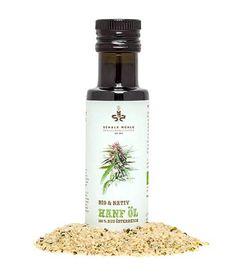 """Der """"geHIGHm"""" Tipp…  Nicht um sonst wird der Hanfpflanze heilende Wirkungen nachgesagt. Das Hanföl beweist, gesund kann auch köstlich sein. Das Hanföl sticht durch seinen einzigartigen grasigen Geschmack besonders unter allen anderen Ölen hervor. Ausserdem besitzt dieses Öl einen schier unbegrenzten Einsatzbereich. Von der normalen Anwendung in der Küche, bis hin zur Massage und zur Hautpflege, bietet dieses Produkt eine Vielzahl an Möglichkeiten, es in den täglichen Gebrauch zu integrieren. Massage, Skincare Routine, Health, Simple, Tips, Massage Therapy"""