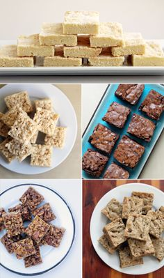 Bar Cookie Recipes