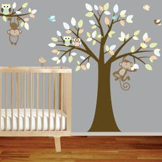 I think I found my favorite tree to order for our baby's room!