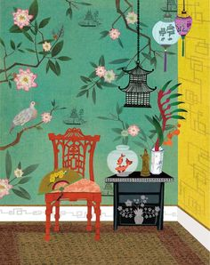 Chinoiserie - Residence