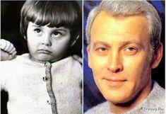 Фото: Знаменитые советские актеры в детстве и годы спустя - Владимир Ивашов (Фото)