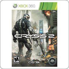 Xbox 360 Crysis 2 R$109.90