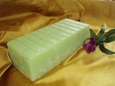 tea tree oil hand-made soap - very refreshing....