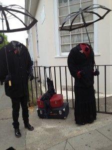 A headless couple
